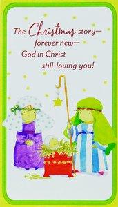 Christmas Boxed Cards: The Christmas Story (Luke 2:10-11 Niv)