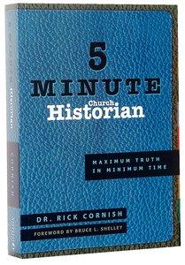 Maximum Truth in Minimum Time (5 Minute Series)