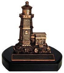 Moments of Faith Sculpture: Lighthouse, John 8:12