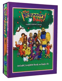The Beginners Bible (Includes Complete Book on Audio CDS) (Beginners Bible Series)