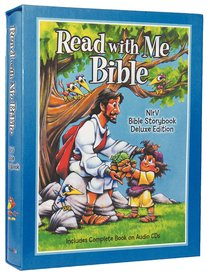 Read With Me Bible Deluxe Edition (Includes 2 Audio Cds) (Nirv)