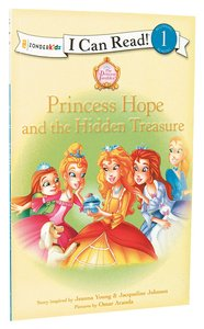 Princess Hope and the Hidden Treasure (I Can Read!1/princess Parables Series)