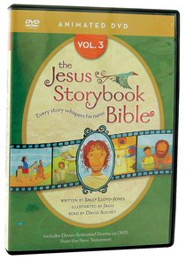 Jesus Storybook Animated Bible Volume 3