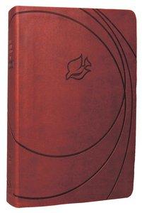 NLT New Spirit-Filled Life Bible Brick Red