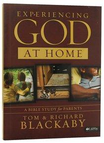 Experiencing God At Home (Member Book)