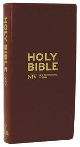 NIV Diary Flexibind Chocolate Bible