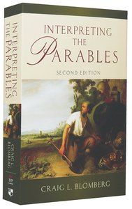 Interpreting the Parables (2nd Edition)