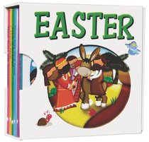 Candle Library: Easter (6 Board Books)