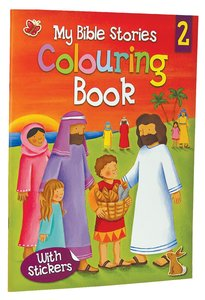 My Bible Stories Colouring #02