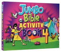 Jumbo Bible Activities Book 4