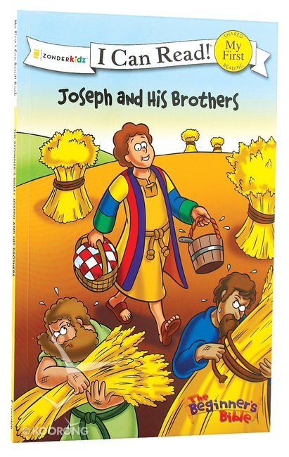 Joseph and His Brothers (My First I Can Read/beginners Bible Series)