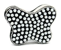 Note Pad Butterfly Black With Pearl (Empowering The Poor Series)