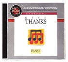 25Th Anniversary Project #01: Give Thanks CD