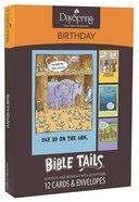 Boxed Cards Birthday: Bible Tails Box