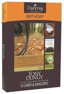 Boxed Cards Birthday: Tony Dungy