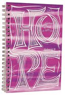 Journal: Hope, Confidence in What We Hope For, Purple