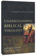 Understanding Biblical Theology Paperback