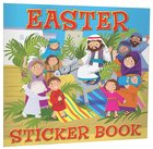 Easter Sticker Book Paperback
