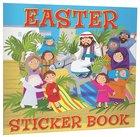 Easter Sticker Book Paperback