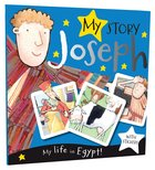 My Story Joseph (Includes Stickers) Paperback
