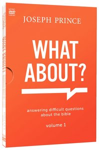 What About? #01: Answering Difficult Questions About the Bible (5 Dvds)
