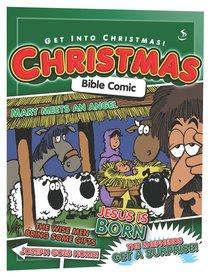 Comic Bible Christmas
