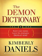 The Demon Dictionary (Vol 1) Paperback