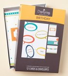 Boxed Cards Birthday: Chat (Text Messages And Ims) Box