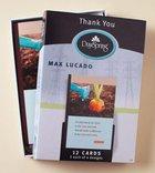 Boxed Cards Thank You: Max Lucado