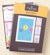 Boxed Cards Birthday: Joyful