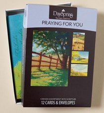 Boxed Cards Praying For You: Meadows