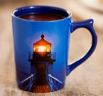 Classic Mug: Send Forth Light, Psalm 43:3