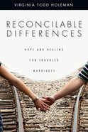 Reconcilable Differences Paperback