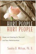 Hurt People Hurt People Hardback