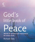 God's Little Book of Peace (God's Little Book Series) eBook