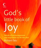 God's Little Book of Joy (God's Little Book Series) eBook