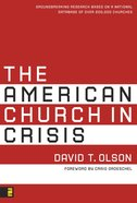 The American Church in Crisis eBook