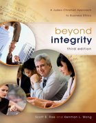 Beyond Integrity (Third Edition) eBook