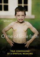 O Me of Little Faith eBook