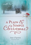 A Plain and Simple Christmas eBook