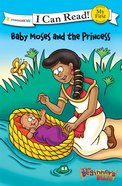 Baby Moses and the Princess (My First I Can Read/beginners Bible Series) eBook