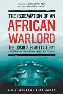 The Redemption of An African Warlord eBook