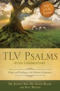 Tlv Psalms With Commentary