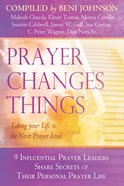Prayer Changes Things eBook
