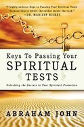 Keys to Passing Your Spiritual Test eBook