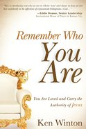 Remember Who You Are eBook