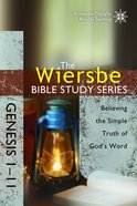 Be Basic (Genesis 1-11) (Be Series) eBook