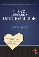 NLT Love Languages Devotional Bible eBook
