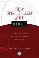 NLT New Spirit-Filled Life Bible eBook