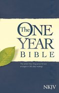 NKJV One Year Bible eBook